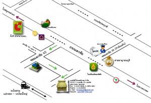 แผนที่ คงสวัสดิ์ อินเตอร์เทรด : Map Kongsawat
