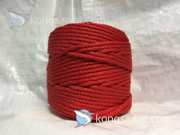 เชือกกระตุกสีแดง